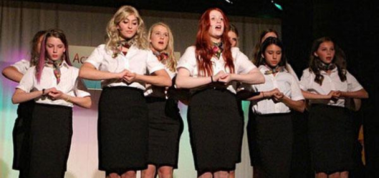 TYS Cast Turns in a Pitch Perfect Performance
