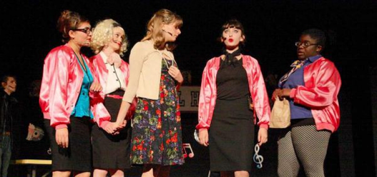 """Grease, the Musical"" Lights Up the Stage at the Topanga Community House"